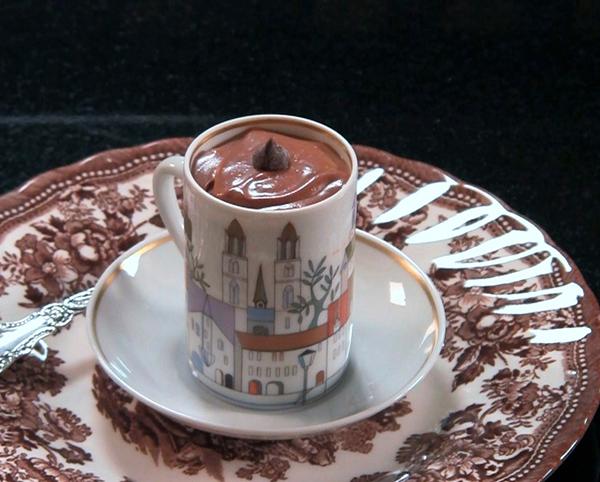 Laura Theodore's Pots de Crème