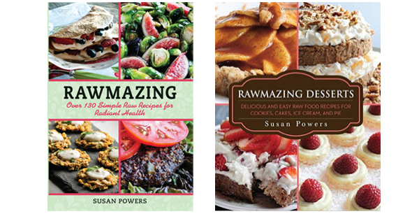 Susan powers orange ginger raw vegan doughnuts fran costigan susan is graciously giving away her books rawmazing and rawmazing desserts to one lucky reader this week follow the instructions below to enter forumfinder Images