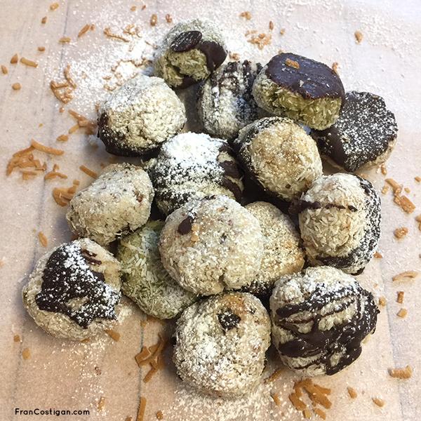 Fran Costigan's Vegan Coconut Macaroons for Passover