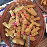 Baked Millet Polenta Fries