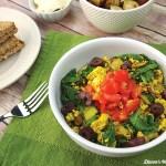 Mushroom-Leek What's for Breakfast by Dianne Wenz