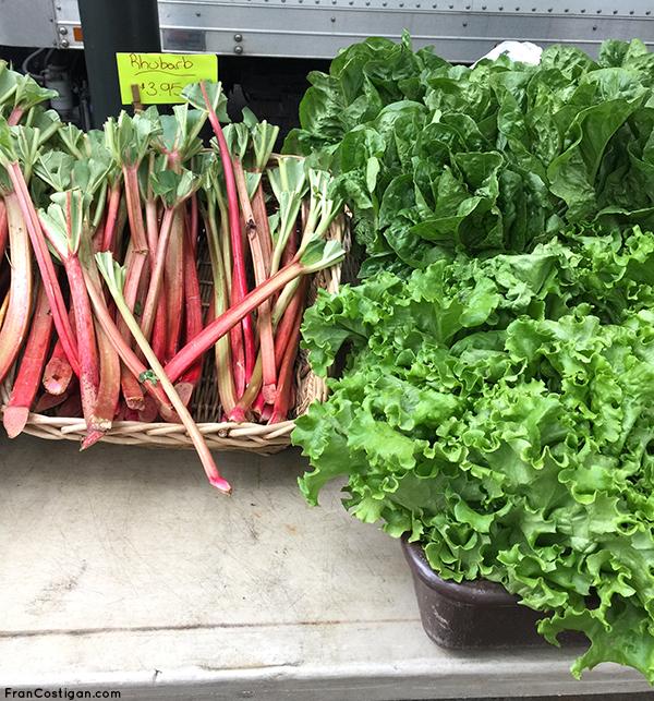 The Rittenhouse Square Farmer's Market