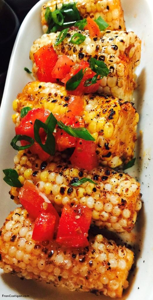 Za'atar Corn from VStreet