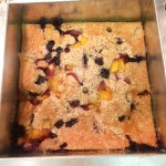 Fran Costigan's Vegan Fruit Cobbler