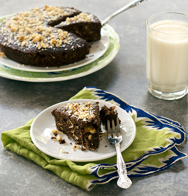 Small Batch Brownies from Vegan Cooking in Your Air Fryer by Kathy Hester