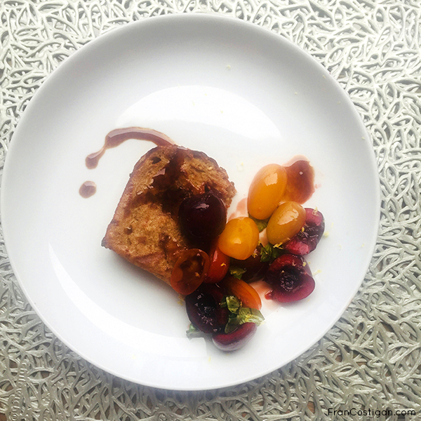 Fran Costigan's Vegan Savory French Toast