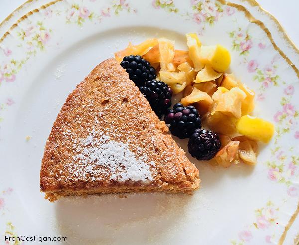 Fran Costigan's vegan Dark Moist Spice Cake