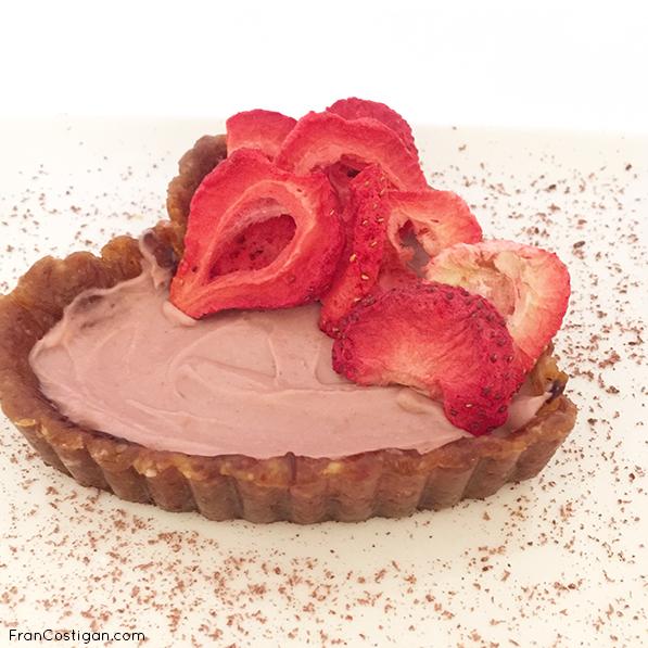 Valentine's Day Cream Tart
