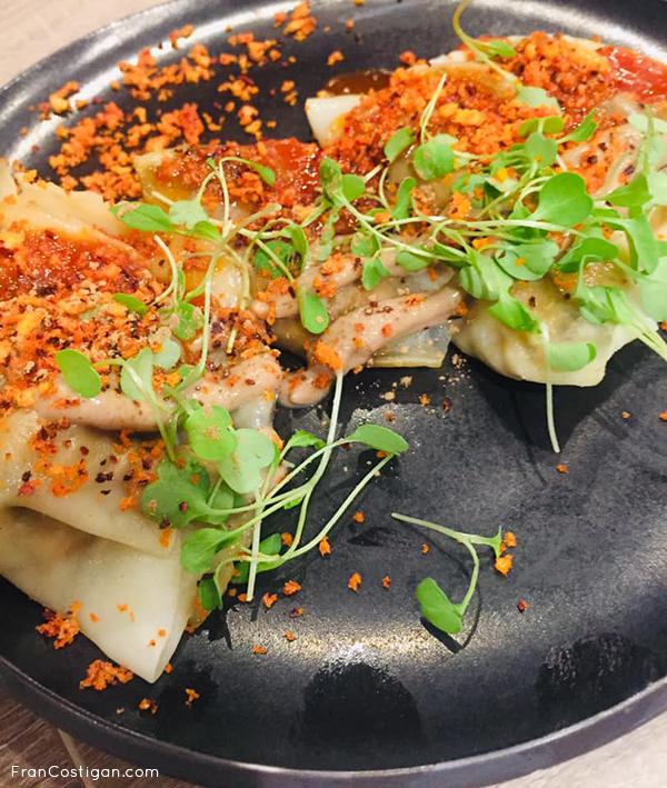 Dumplings Beyond Sushi
