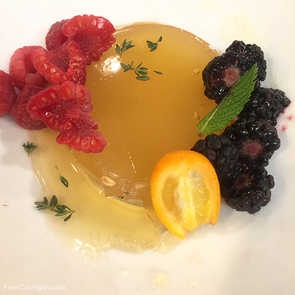 getting started with fruit soup plating