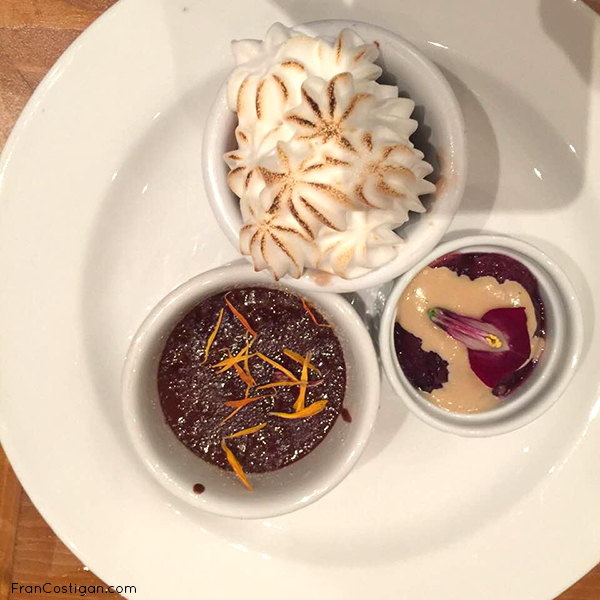 Gluten-Free Dessert Plate