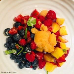 Fran Costigan Essential Vegan Desserts Live Event - Lightened up Summer Desserts @ https://rouxbe.com/live-events/749