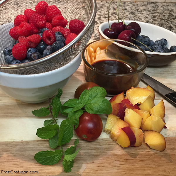 Mise En Place Fruit Salad