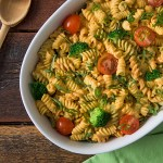 Cheesy Primavera Mac