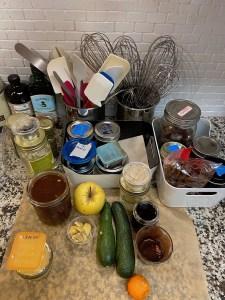 Pantry Staples to Appreciate Now More Than Ever - Essential Vegan Desserts Live Event @ https://rouxbe.com/live-events/644