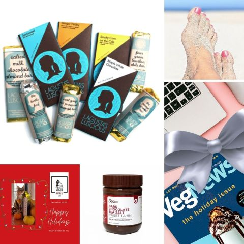 Give and Save Vegan Holiday Gift Guide