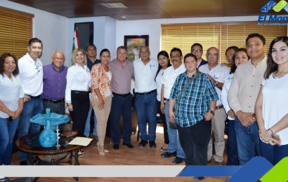 Asignan a Nuevos Funcionarios de Primer Nivel para Ayuntamiento del Mante