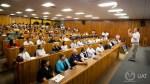 Imparten en la UAT conferencia sobre Migración y Derechos Humanos