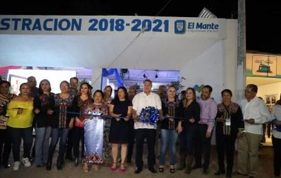 Rotundo Éxito la Inauguración de la Feria Mante 2019