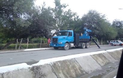 Instruye Alcaldesa a dar Mantenimiento y Reparar Alumbrado Público
