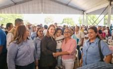 """DIF-139-2019.-Con """"Un Gobierno Cerca de Ti"""", Gobernador del Estado y Presidenta del DIF Tamaulipas siguen recorriendo la entidad (1)"""