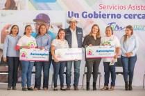 """DIF-139-2019.-Con """"Un Gobierno Cerca de Ti"""", Gobernador del Estado y Presidenta del DIF Tamaulipas siguen recorriendo la entidad (4)"""