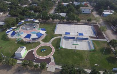 Inaugura Gobernador Centro de Bienestar en Cd. Mante