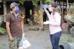 Llevan Apoyos Alimenticios a Habitantes de los Ejidos Manuel Castaño y Benito Juárez