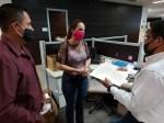 Alcaldesa y Director de Obras gestionan proyectos para Xicoténcatl