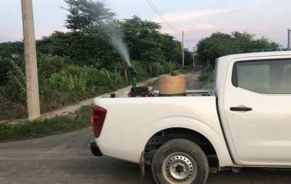 Aumentan Acciones contra el Dengue en Xicoténcatl