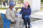 Gobierno de Xicoténcatl Entrega Despensas a familias vulnerables