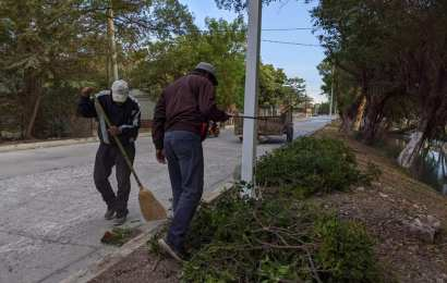 Emprende Municipio Acciones de Limpieza