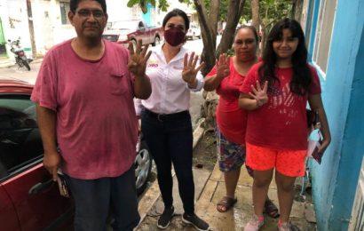 Se Suma la Yurem al Territorio Morenista, Crece Credibilidad y Apoyo a Patty Chío