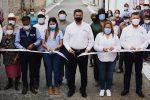 Realiza Gobierno de Tamaulipas Pavimentación de calles en Diversos Municipios