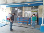 Municipio Apoya con Sanitización a Planteles Educativos
