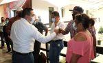 Alcalde de Mante Implementa el Programa Martes Ciudadanos