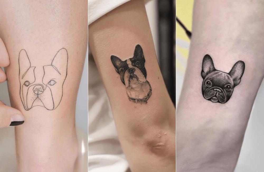 Najljepše tetovaže na francuskog buldoga koje želimo odmah!