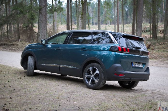 Peugeot 5008 Allure 2 0 Bluehdi 150 Modny Duzy Suv Francuskie Pl Dziennik Motoryzacyjny