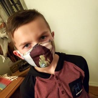 masque protecteur
