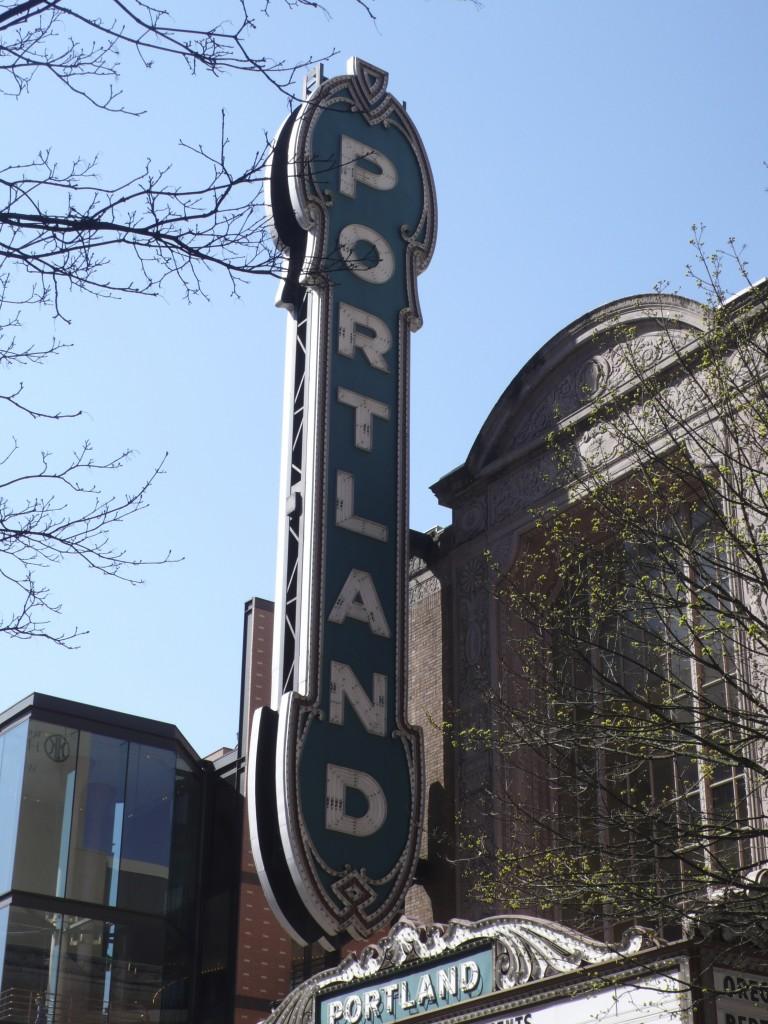 Arrival in Portland!