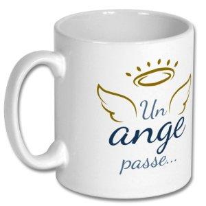 Mug Cocteau «Un ange passe…»