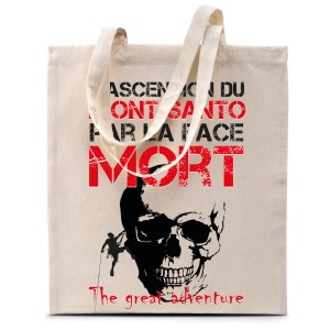 Tote bag « Ascension du Mont Santo »