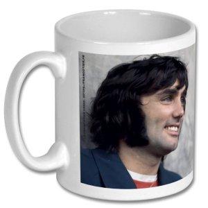 Mug George Best «En 1969…»