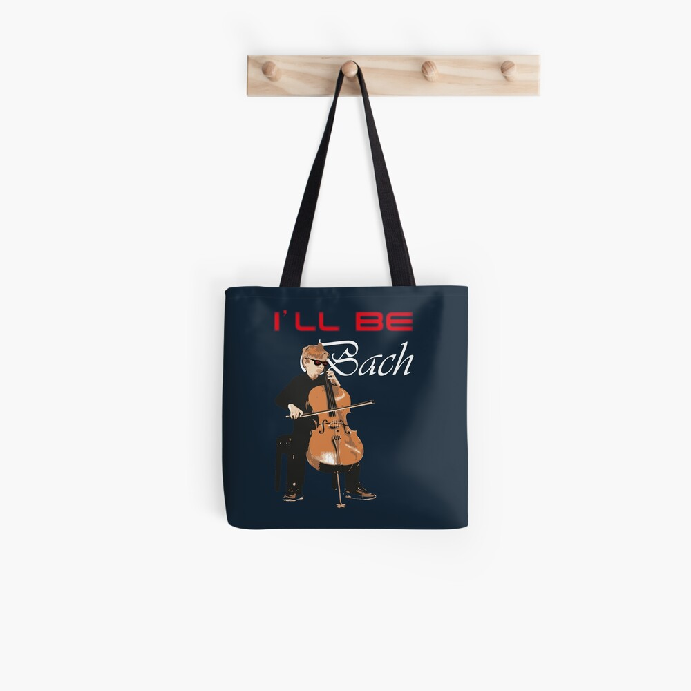 Read more about the article Tote bag doublé «I'll be Bach»
