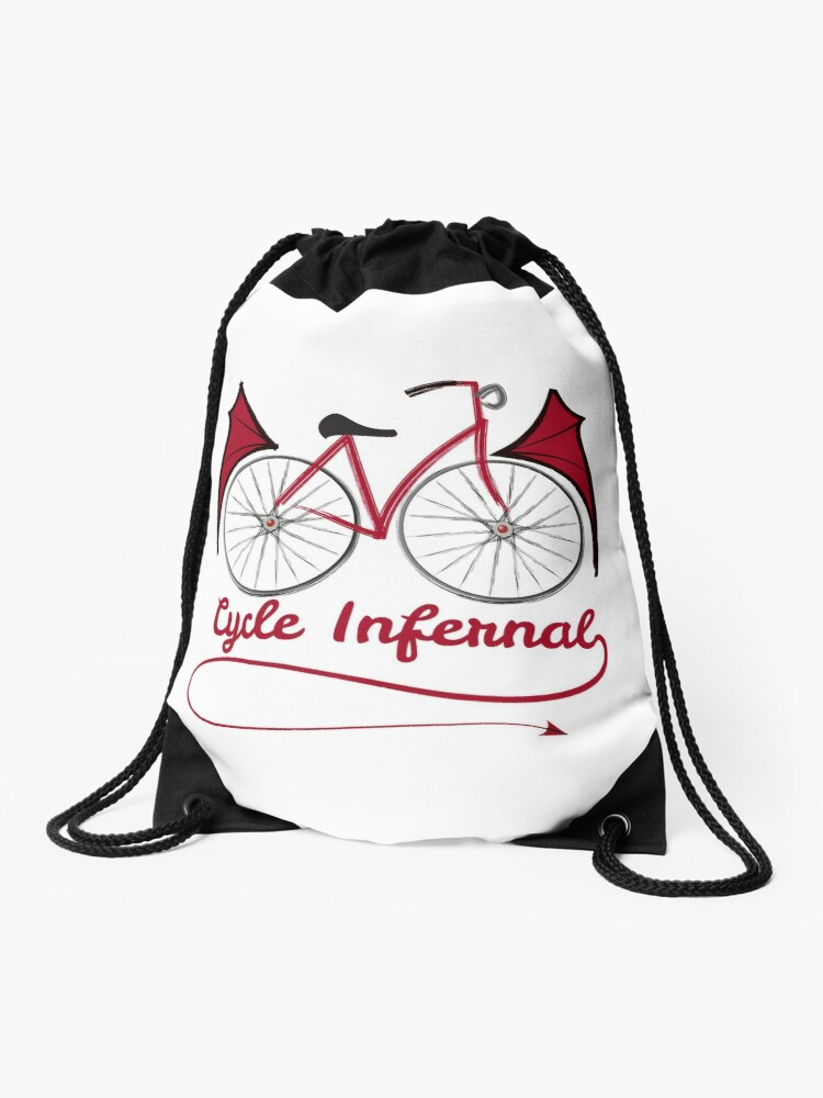 Read more about the article Sac à cordons «Cycle infernal»