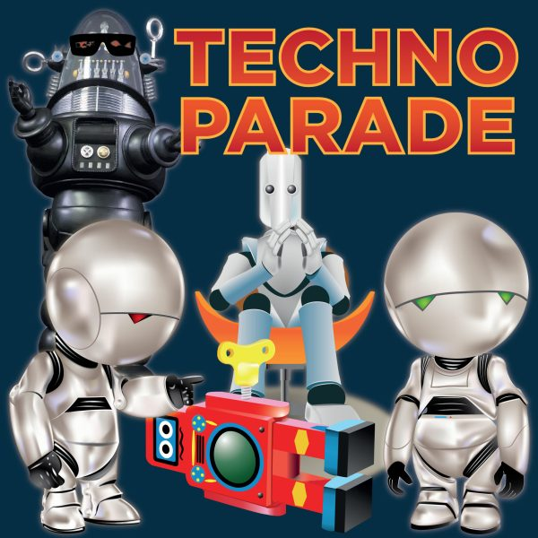 """Magnet """"Techno Parade"""""""