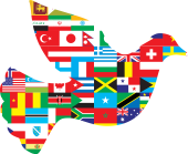 international-peace-dove