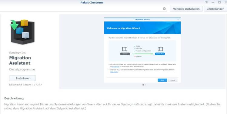 migrationsassistent-synology