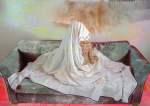 Le drap blanc