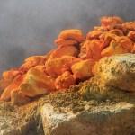 La Solfatare: soufre, arsenic et vieilles dentelles